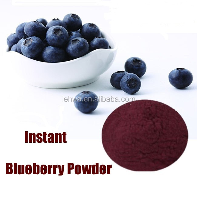 blueberry freeze dried powder