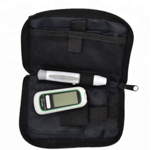 Blood Glucose Meter tiny blood sample quick results