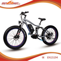 mid drive motor pedal assist electric bike the king of quantity ce e-bikes