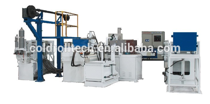 AMORPHOUS ALLOY TRANSFORMER CORE CUTTING LINE