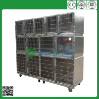 stainless steel factory large dog cage for sale cheap