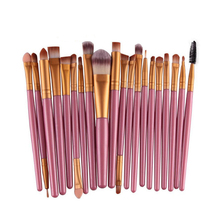 hot selling quality makeup brush oem make up brushes kit 20 piece eye shadow brush