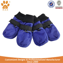 JML Hot Sale Indoor Waterproof Nylon Pet Dog Shoes for Large Dogs