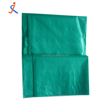 Green poly tarps for truck cover