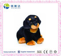 Plush Rottweiler Puppy Dog Toy
