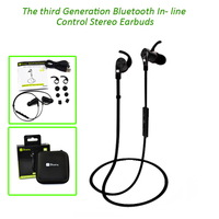 earplug and stereo bluetooth stereo mp3 headset_Linna