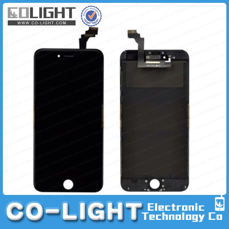 100% original digitizer lcd replacement for iphone 6, for iphone 6 touch screen lcd