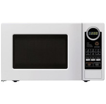 Microwave in Stainless Steel