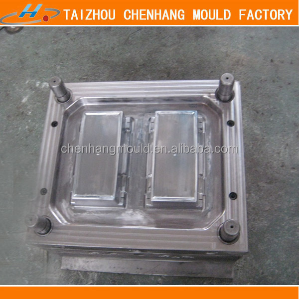 Cavity Plastic Storage Box Mould