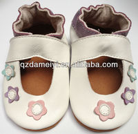 Soft Leather Indoor Slippers / Sandals