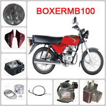 O.E.M quality Chinese motorcycle parts bajaj boxer mb100