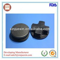 dongguan XJX newest 10ml glass roller ball bottle with plastic caps supplier