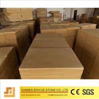 Chinese yellow sandstone paving stone prices