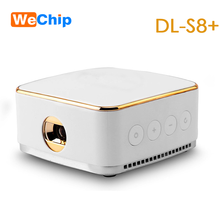 2018 Newest RK3128 Quad Core Android 5.1 DL-S8+ Smart Portable DLP Projector 1GB/8GB built-in battery
