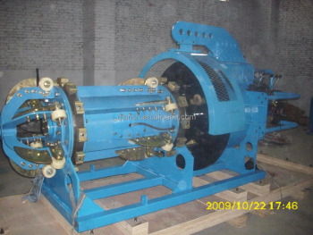 Pipe prefabrication pneumatic internal fitting up machine