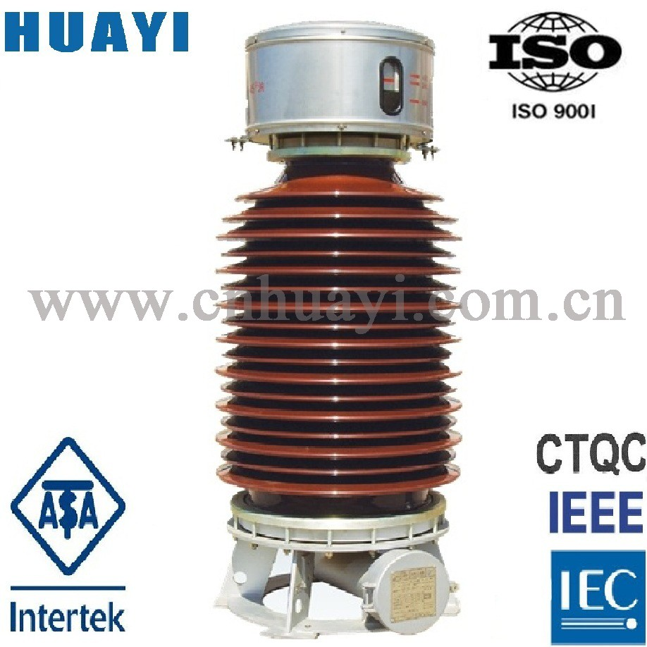 Price 132kv oil inductive outdoor potential transformer