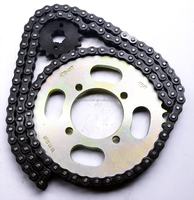 428H Motorcycle Chain & 41T Motorcycle Sprocket