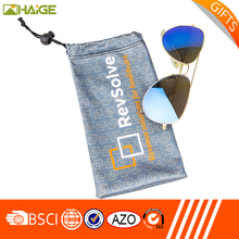 microfiber goggle pouch with cartoon picture