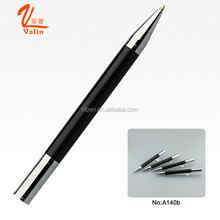 2016 Simple design high quality fancy ballpoint metal pen