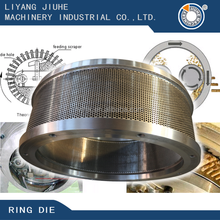stainless steel forging ring die for wood pellet maker machine