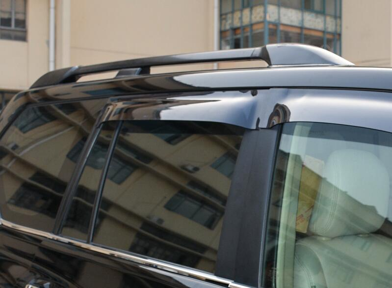 LAND CRUISER ROOF RACK FOR LC 200 WITH CHROME