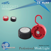 0403 24LED work light circular led torchlight