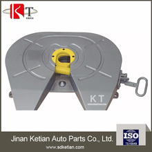Professional Spare Part 90# Casting Steel 3.5'' Semi Truck Trailer Fifth wheel