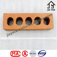 Factory direct high strength clay hollow block