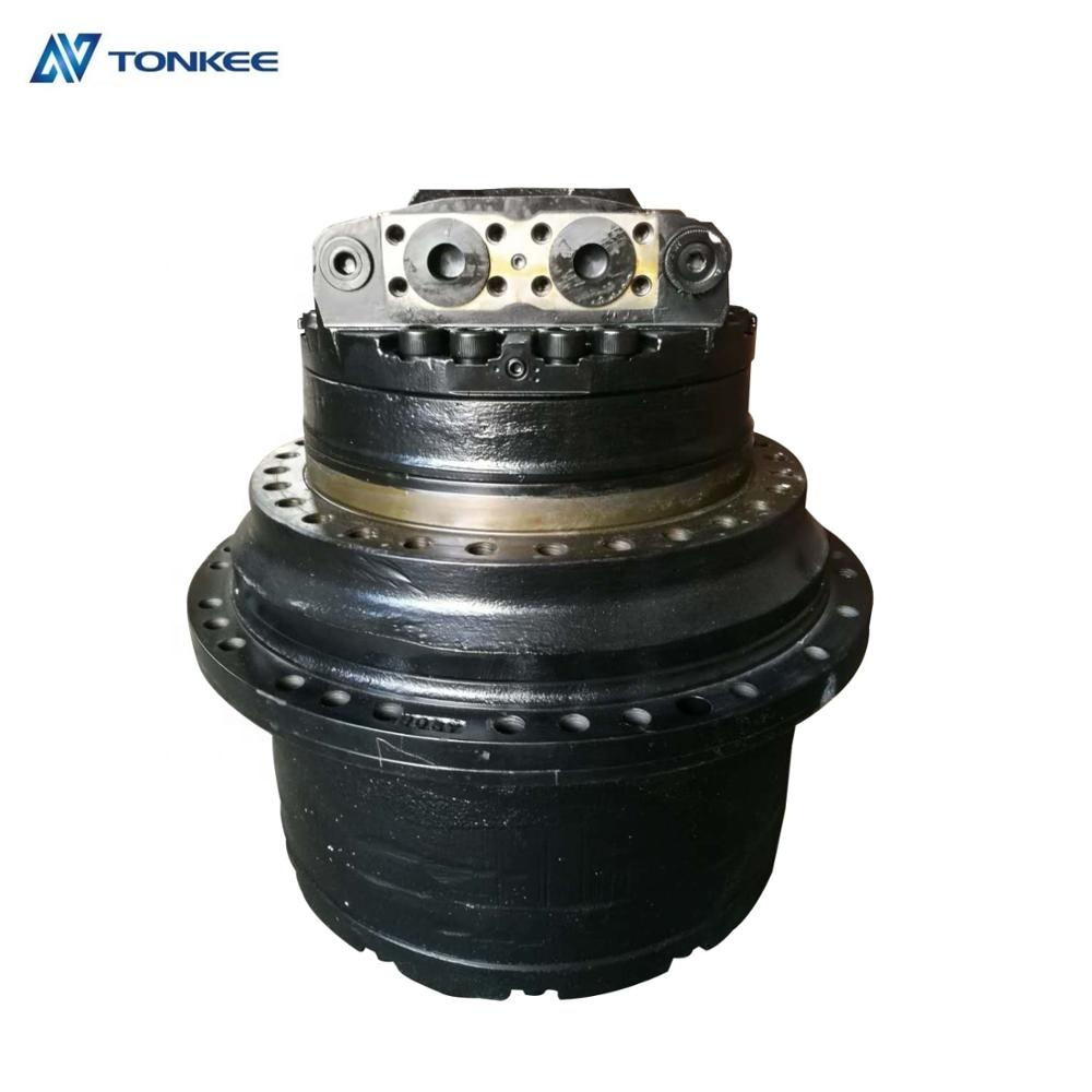 genuine new R250LC R250LC3 travel motor assy R250LC-7 31EN-42001 31N7-40010 final drive assy for excavator HYUNDAI