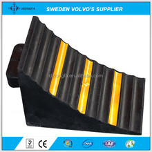 Molded Rubber Wheel Chock Block