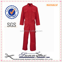 Manufactory factory price trade assurance safety fireproof uniform