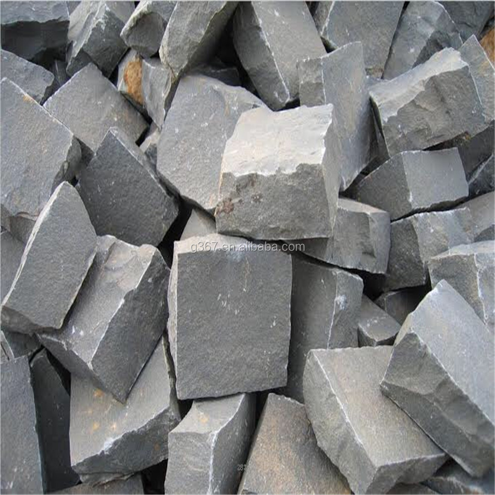 outdoor natural granite flamed pavers paving stone