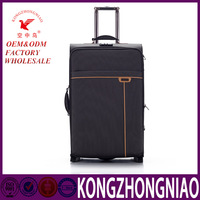 Hot new brand carry onsuitcase for travel luggage trolley bags for the men and women china direct sale