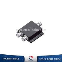 rf Low pim 50W outdoor ip65 2 way power splitter power divider 698-2700mhz