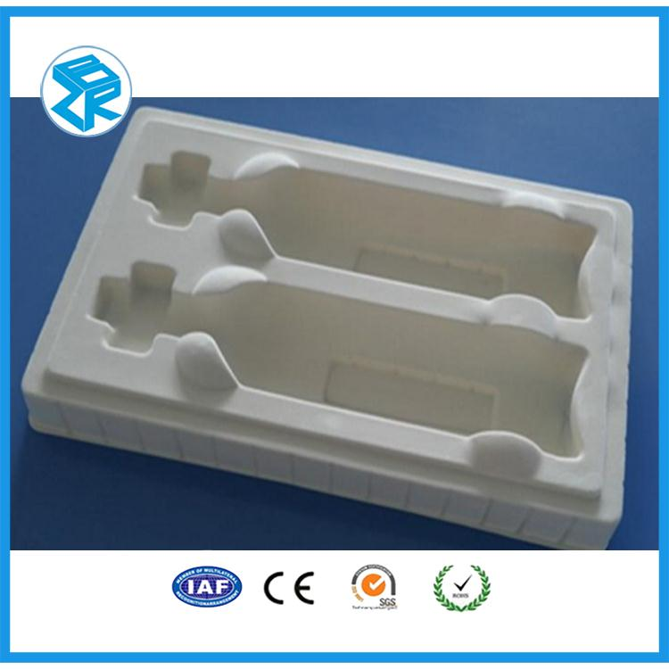 Wholesale Supplier Customized Bottle Cleansing Facial Milk Plastic Toy Blister Tray