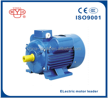 Yc ycl yl single phase iec60034 tefc 220v 50hz 60hz two 3hp 220v single phase motor