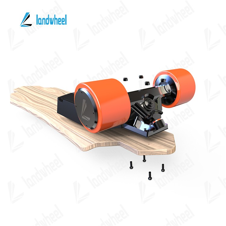 Brushless motor electric skateboard longboard 120KG max load electrical scooter