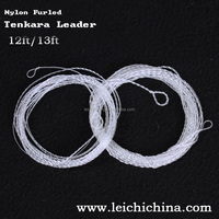 high quality floating fly fishing line nylon tenkara furled leader