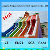 Cheap commerical used for Children and adults industrial inflatable water slide