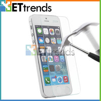 Extreme experience ultra-thin 0.2mm screen protector with design for iphone 5