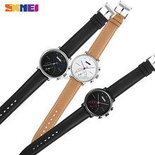 Hot skmei 2017 luxury smart watch H8 brand your own watches with bluetooth/App reminder/remote camera