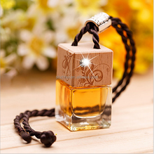 High quality hanging Car Perfume Bottle