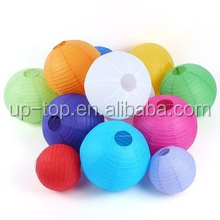 Round ball paper lantern,Party lanterns for party decoration