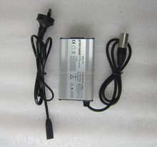 48v li-ion battery charger for ebike battery pack with 54.6V 2A