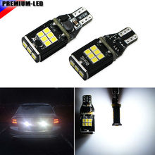 Canbus Error Free 912 921 T15 W16W LED Bulbs For Backup Reverse Lights
