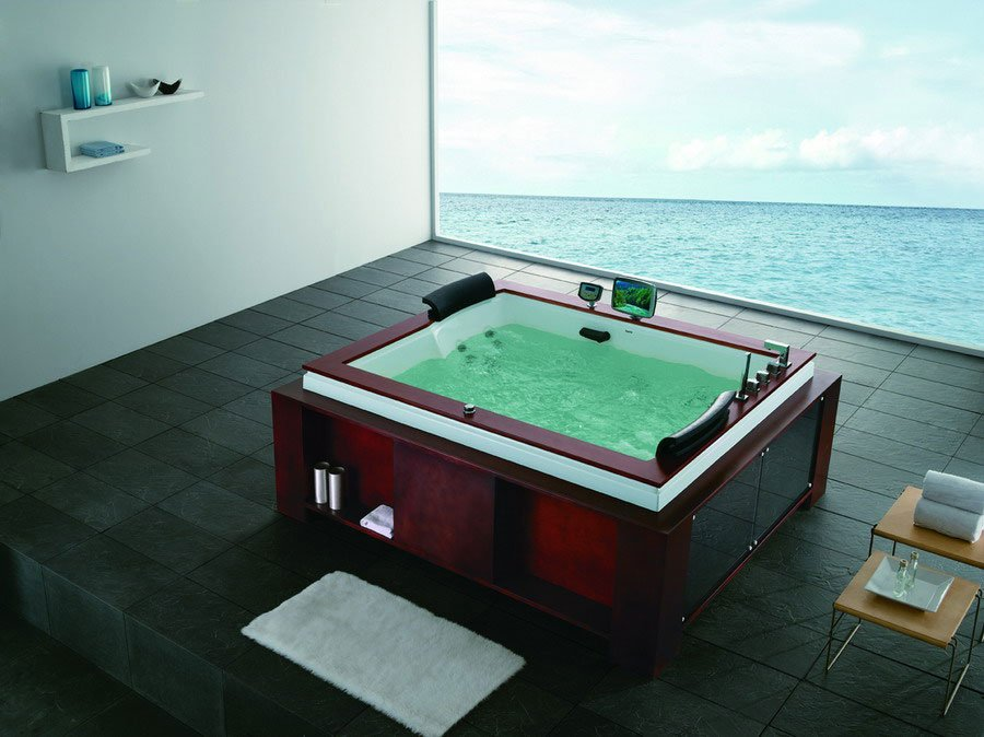 Family spa/ourdoor tub/home bathtub Y2090861 2050X1700X760
