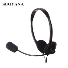 Factory cheapest headset and slim headset with mic all good price headphone for tv