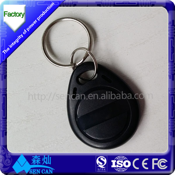 Silicon Core Material Rfid Lable For Rfid Card/keyfobs /wristband Tag Tickets