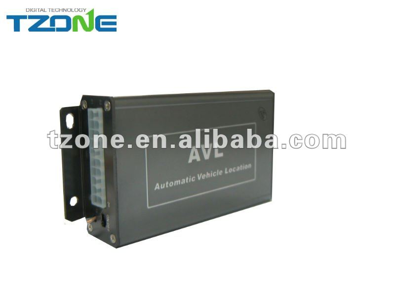 vehicle GPS and GSM tracker AVL-05 with fuel and temperature sensor