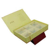 Guangzhou Popular Chocolate Box with Tray and Corrugated Paper